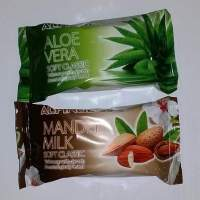Toilet soap, toilet soap, soap, alpine white, Cream Soap 100g Aloe Vera,